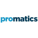 Promatics India logo icon