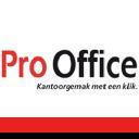 Prooffice Kantoorgemak met een klik logo