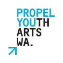 Propel Youth Arts WA logo