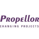 Propellor - Changing Projects logo