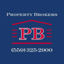 Property Brokers Real Estate Sales and Property Management logo