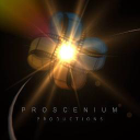 Proscenium Productions logo