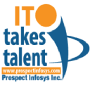 Prospect Infosys Inc. logo