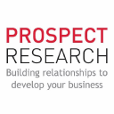 Prospect Research logo icon
