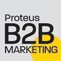 Proteus B2 B logo icon