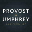 Provost Umphrey Law Firm logo