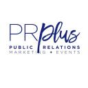 PR Plus logo