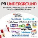 PRUnderground logo