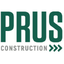 Prus Construction Company logo