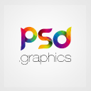 psd.graphics logo icon