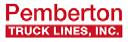 Pemberton Truck Lines Company Logo