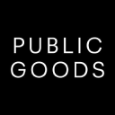 Public Goods logo icon