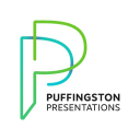 Puffingston Presentation Design logo