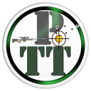 Pull the Trigger & Plymouth Guns logo