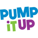Pump It Up Party logo icon