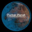 Punter Planet logo icon