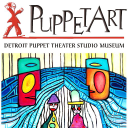PuppetART Theater logo