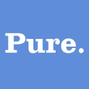 Pure logo icon