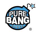 Pure Bang Games logo