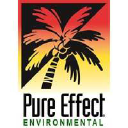 Pure Effect, Inc. Environmental Solutions logo