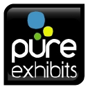 Pure Exhibits, Inc. logo
