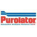 Purolator EFP | Niagara Screen Products logo