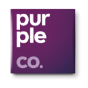 Purpose for People (Purple Co) logo