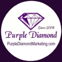 Purple Diamond logo
