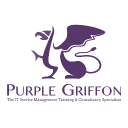 Purple Griffon IT Training and Consultancy logo