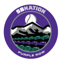 purplerow.com logo icon