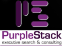 Purple stack Inc. logo