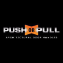 Push or Pull - Architectural Door Handles logo