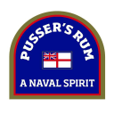 Pussers Rum Company logo