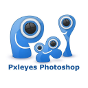 Pxleyes logo icon