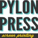 Pylon Press Screen Printing logo