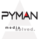 Pyman Media Group logo