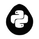 Python How logo icon