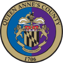 Queen Anne's County, Md logo icon