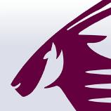 Qatar Air Logo