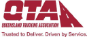 Queensland Trucking Association logo