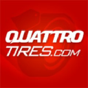 Quattro Tires logo icon