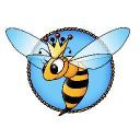 Queen Bee Notary & Apostille logo