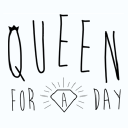 Queen For A Day logo icon