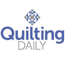 Quilting Daily logo icon