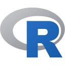The R Foundation logo icon