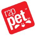 R2P Pet Logo