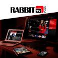 Rabbit TV Plus Logo