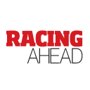 Racing Ahead logo icon