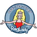 Rag Lady logo icon