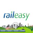 Raileasy logo icon